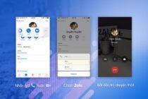 Zalo cập nhật giúp gọi điện miễn phí không cần mở ứng dụng