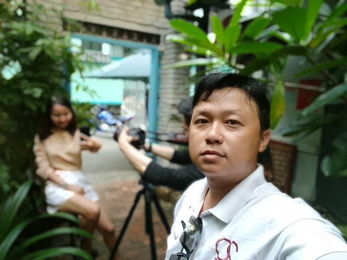 Ảnh và trải nghiệm thực tế camera trên OPPO A71: máy cầm nhẹ, xoá phông ảo diệu