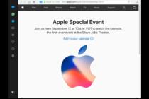 Apple gửi thư mời sự kiện ngày 12 tháng 9, thời điểm ra mắt thiết bị mới đã cận kề