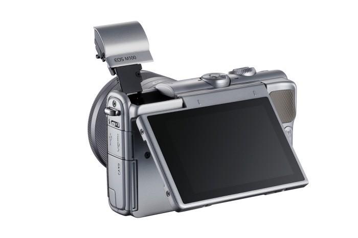 Canon EOS M100 lên kệ đầu tháng 10, giá hơn 13 triệu