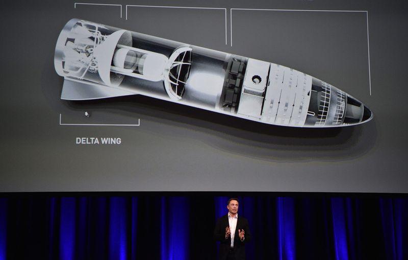 Elon Musk muốn xây dựng tên lửa chu du trái đất trong một giờ đồng hồ
