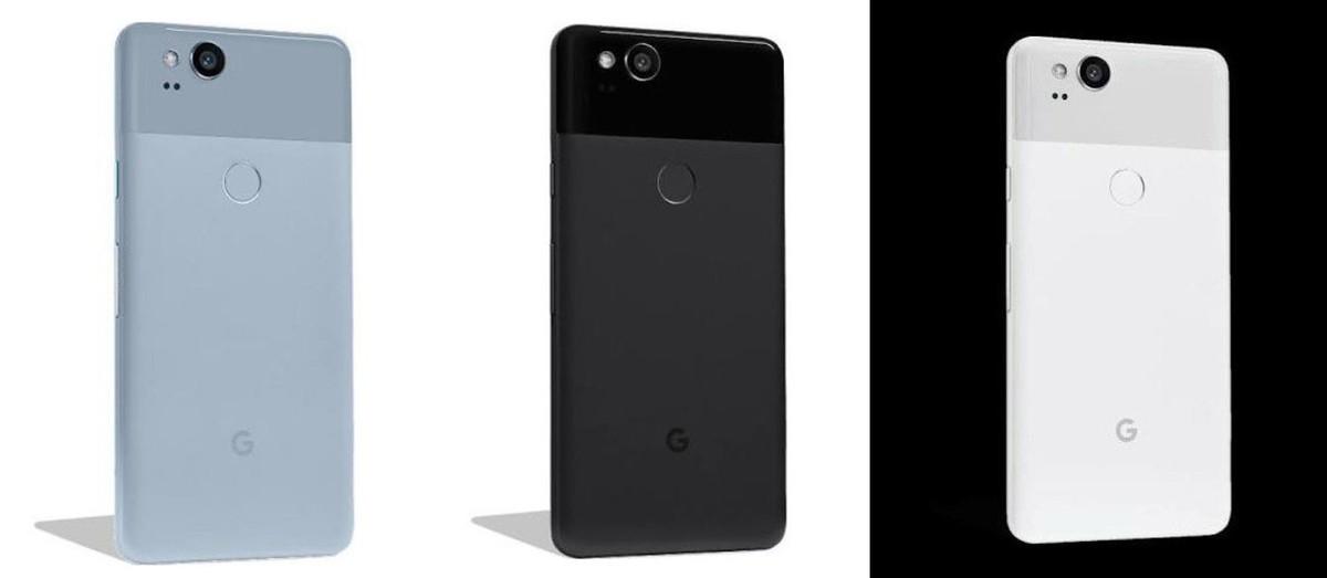 Google Pixel 2 lộ giá bán và có thêm màu sắc mới