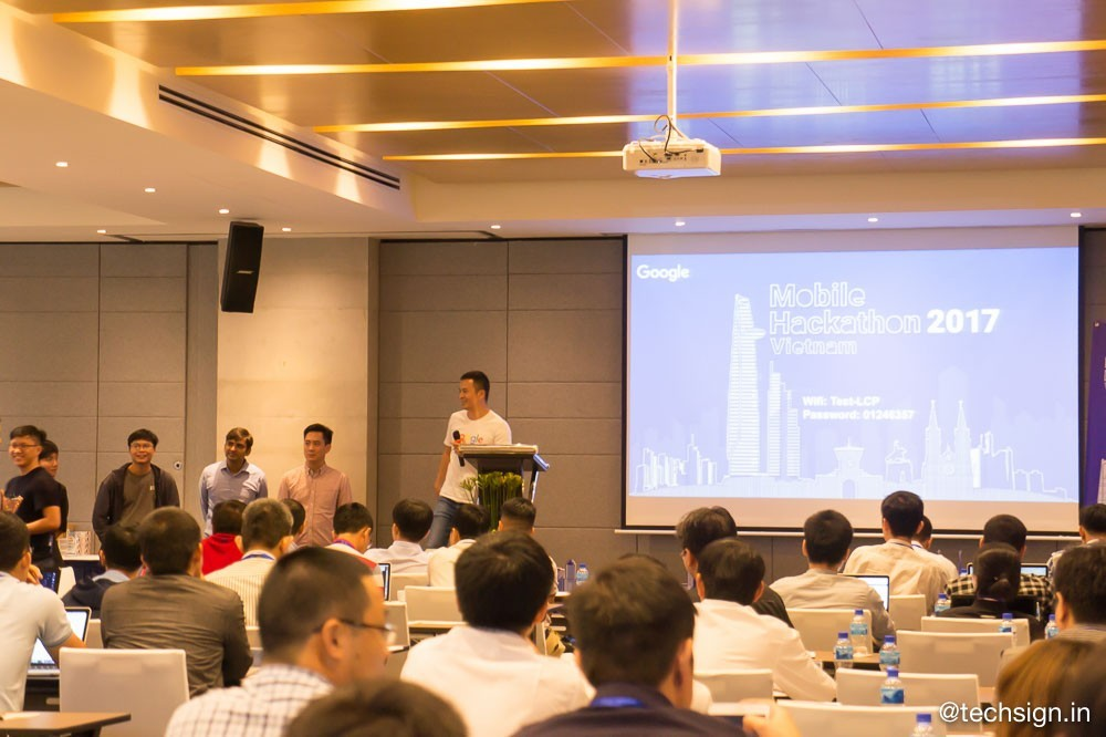 Lần đầu tiên Google tổ chức PWA / AMP Hackathon tại Việt Nam