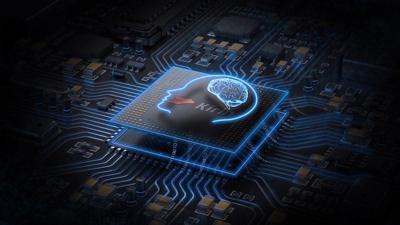Huawei công bố chip Kirin 970 tích hợp trí tuệ nhân tạo di động