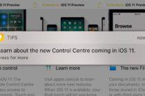 Những bước rút cuối cùng của Apple dành cho thiết bị iOS 10 lên iOS 11