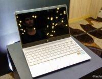 Laptop HP Envy lên kệ giá từ 21 triệu đồng: viền màn hình mỏng, bàn phím chiclet tràn lề