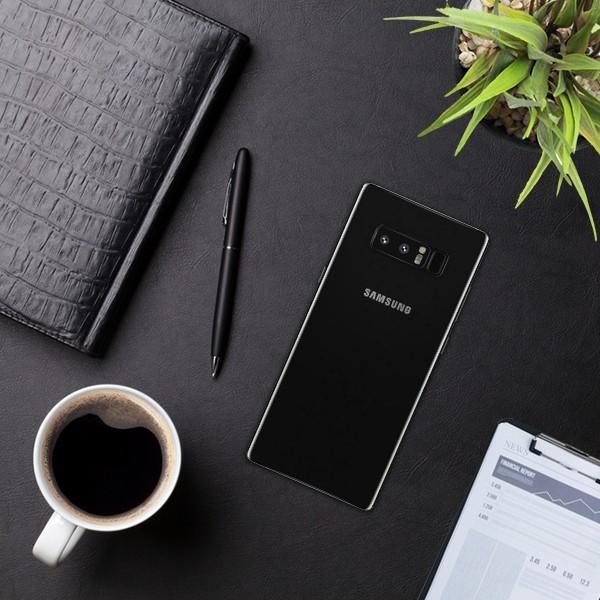 Lazada tung chương trình trải nghiệm Samsung Galaxy Note8 trước ngày bán chính thức
