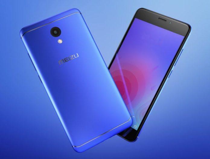 Meizu M6 trình làng với màn hình lớn 5,2 inch, chip 8 nhân và giá chỉ hơn 2 triệu