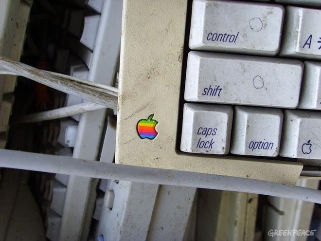 Đây là nơi chiếc điện thoại iPhone an nghỉ và được tái sinh