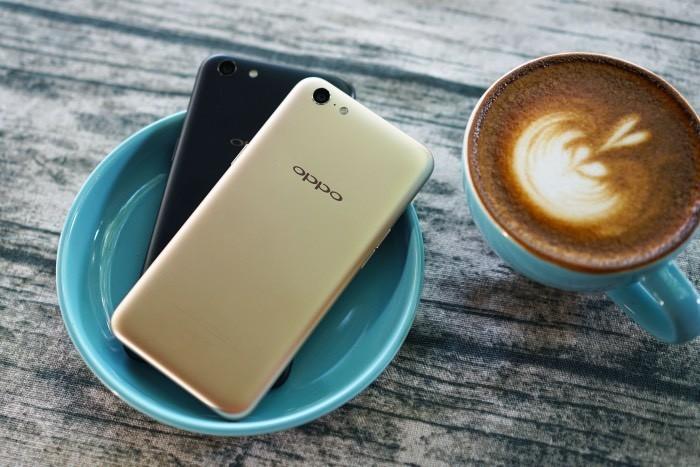 OPPO A71 lên kệ: hai tuỳ chọn màu sắc, giá 4,7 triệu, bán từ 10/9