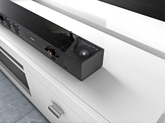 Sony ra mắt dòng loa soundbar đầu bảng HT-ST5000, giá 37 triệu đồng