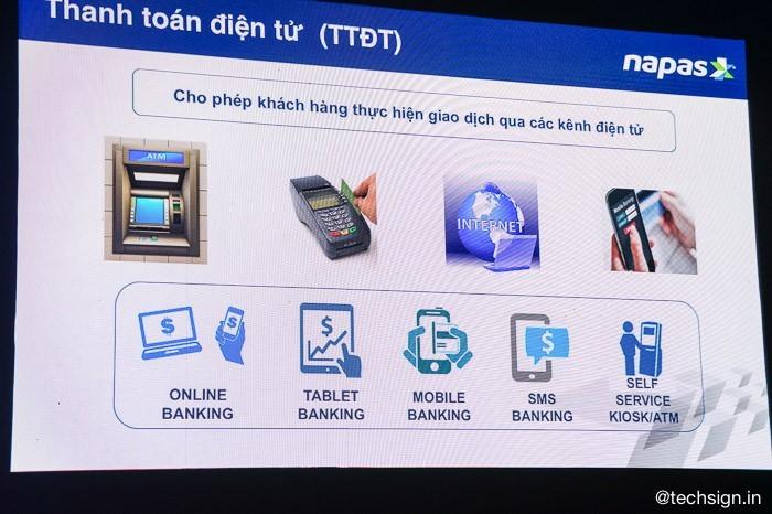 Samsung và Napas ra mắt Samsung Pay, giải pháp thanh toán một chạm bằng smartphone