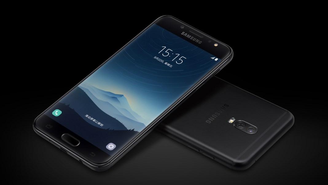 Samsung Galaxy C8 được ra mắt tại Trung Quốc: camera kép, màn hình 5.5 inch, giá 307 USD