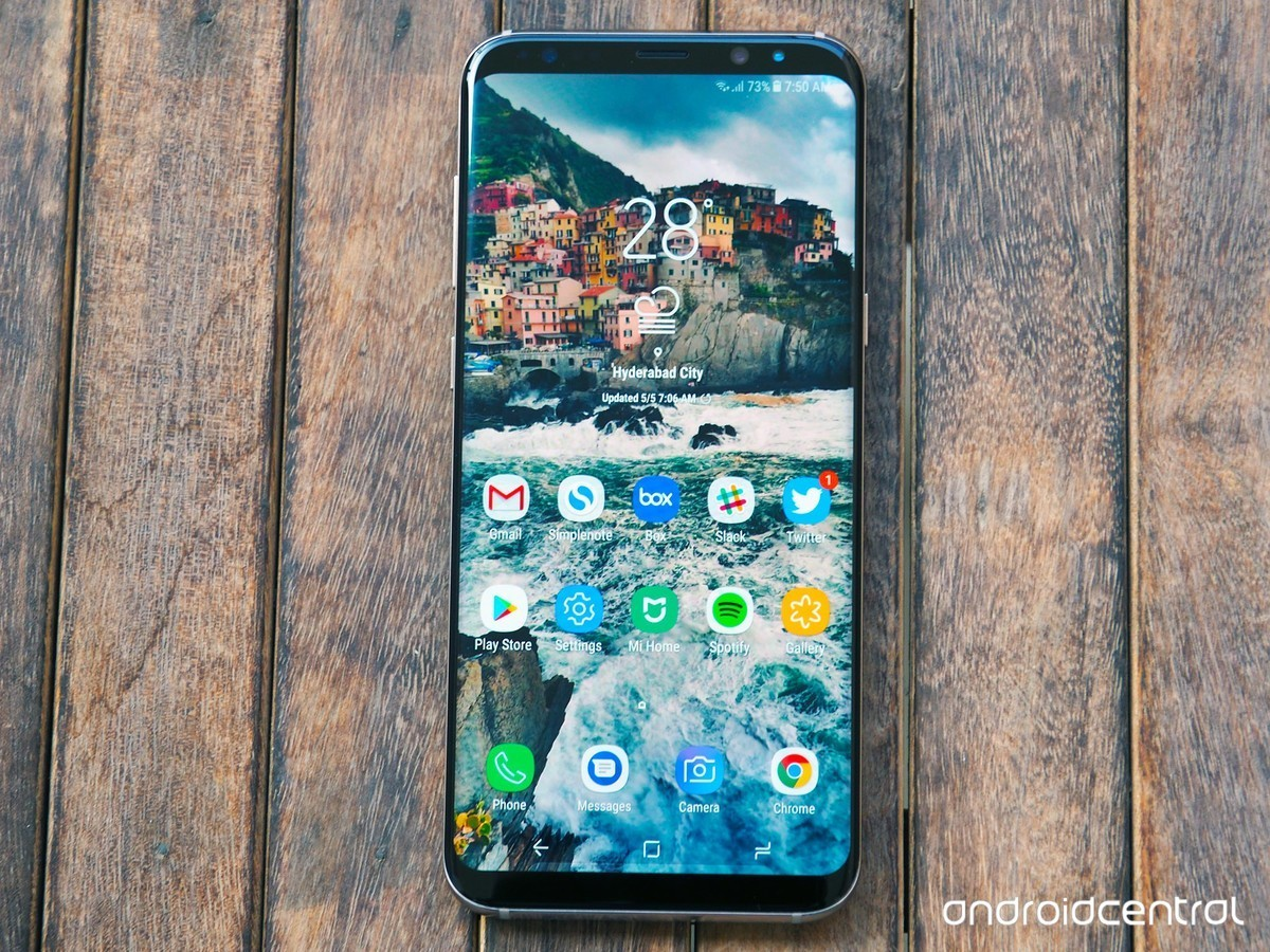 Samsung sẽ phát hành sớm Galaxy S9, quyết tâm so kè với iPhone 8