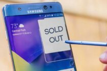 Samsung Galaxy Note 7 FE hiện hết hàng: 400.000 thiết bị đã được bán ra