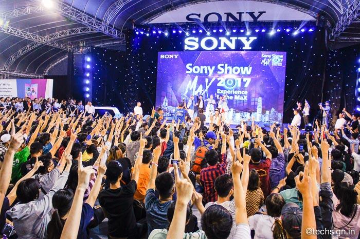 Bế mạc Sony Show 2017: ông Kazuo Hirai CEO và Chủ tịch Sony bất ngờ xuất hiện