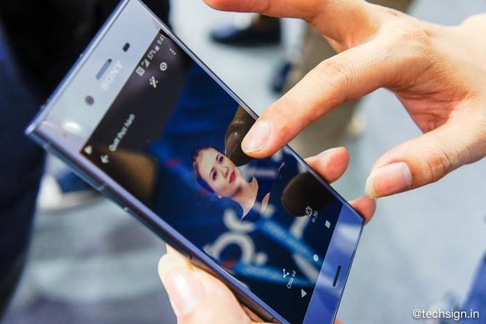 Xperia XZ1 ra mắt tại Sony Show 2017: giá 16 triệu, máy ảnh cao cấp rất riêng