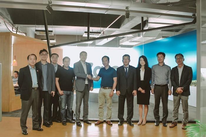 Tập đoàn Hàn Quốc phân phối sản phẩm tại Việt Nam qua Zalo