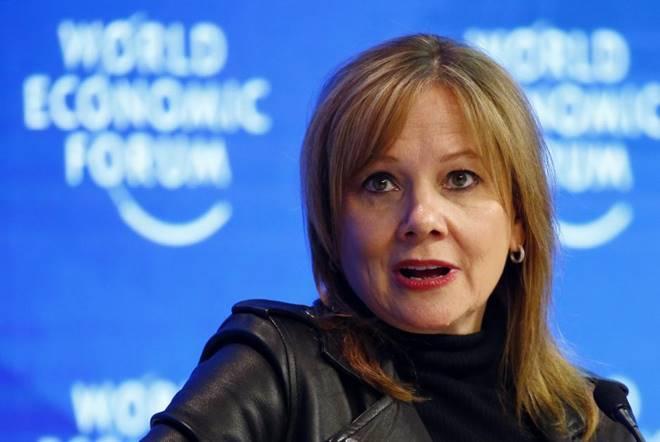 Top 10 phụ nữ quyền lực nhất trong giới kinh doanh