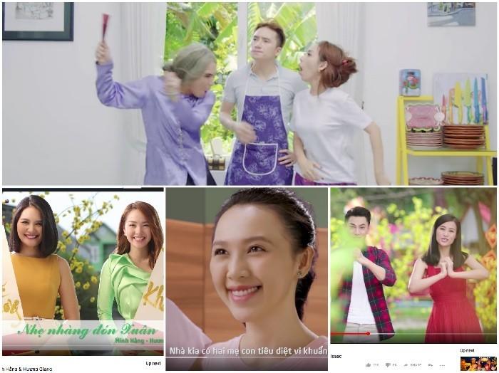 Top 10 video quảng cáo YouTube Châu Á: Việt Nam có đến 4 đại diện