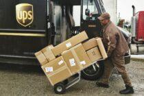Liên doanh UPS & SF Holding được hợp pháp hoá tại Trung Quốc