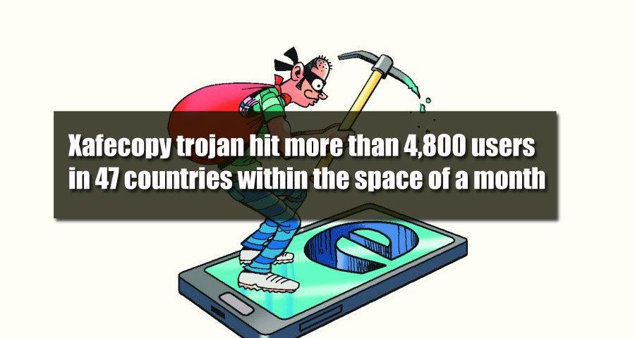 Xafecopy Trojan, mã độc điện thoại mới xuất hiện tại Ấn Độ