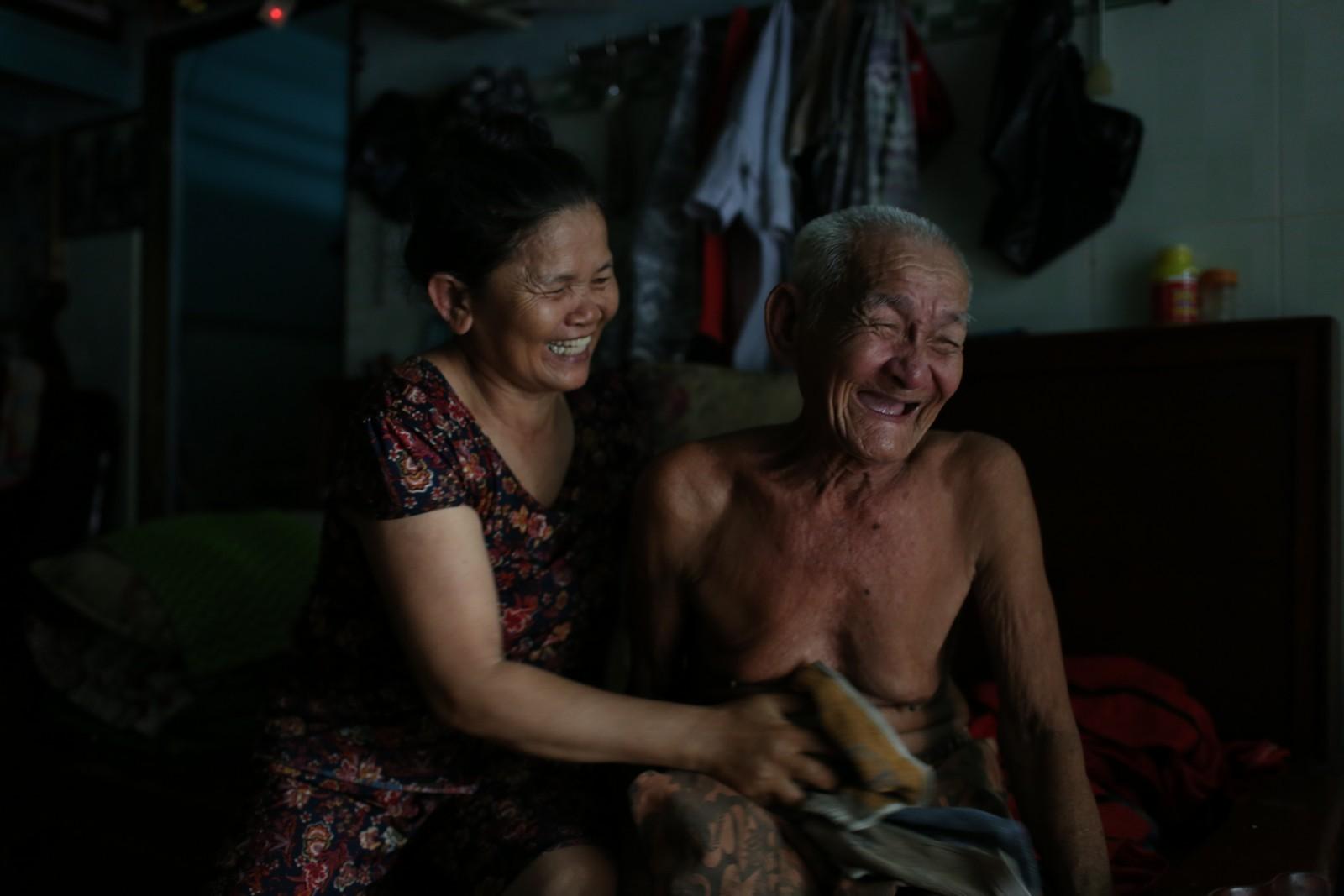 Chủ đề Nụ cười Sài Gòn: Thí sinh Liêu Lãm