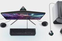 Dell ra mắt 4 màn hình cho game thủ và cho văn phòng, giá từ 8 triệu đồng