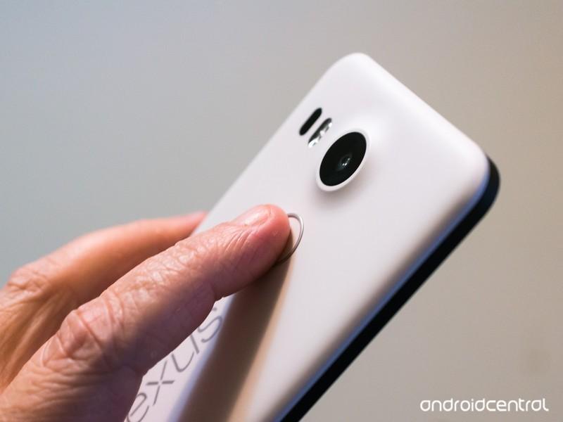 Android lưu vân tay người dùng thế nào?