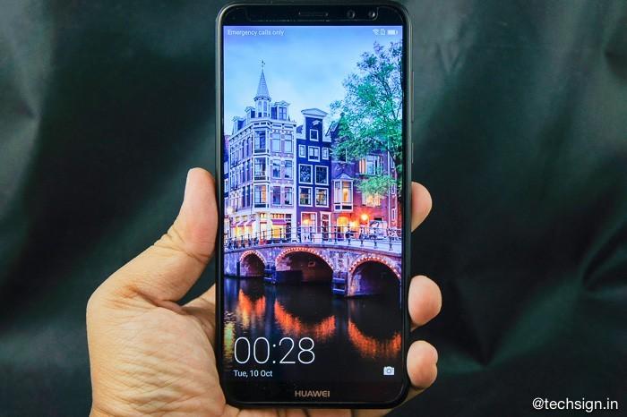 Trên tay smartphone Huawei Nova 2i: cầm gọn, camera chụp đẹp