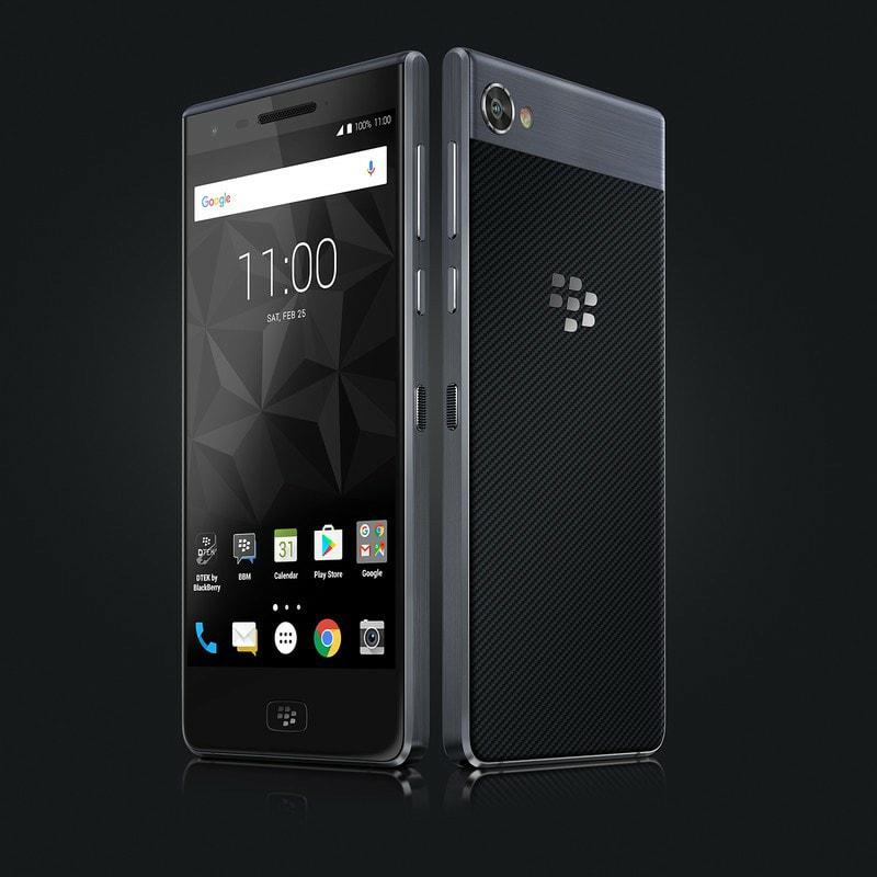 Ra mắt BlackBerry Motion với chuẩn kháng nước IP67 và pin 4.000 mAh