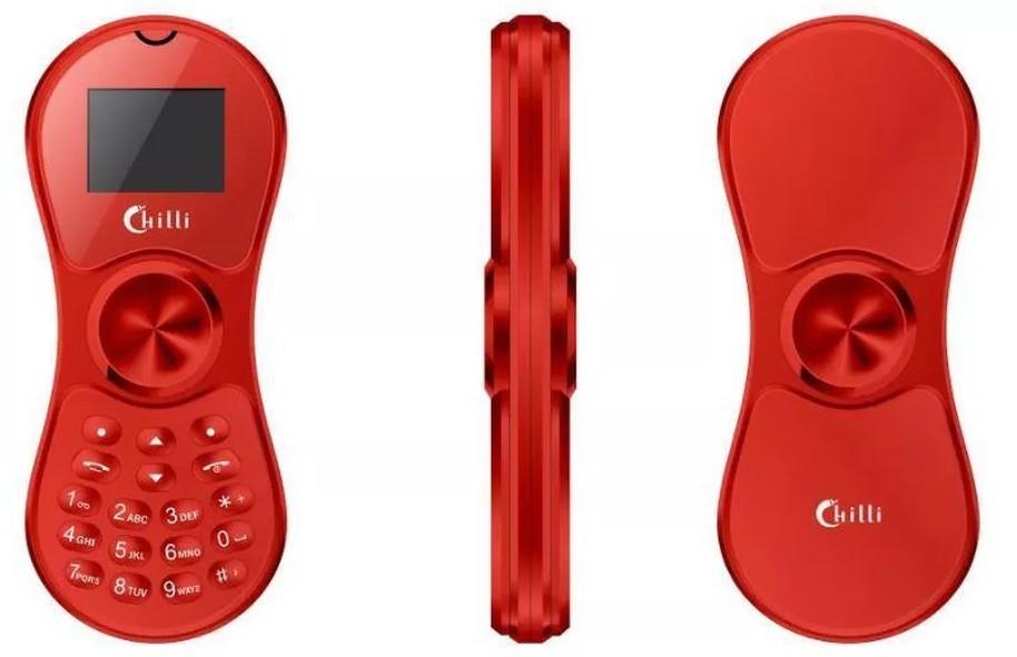 Đã có chiếc điện thoại lấy ý tưởng từ fidget spinner