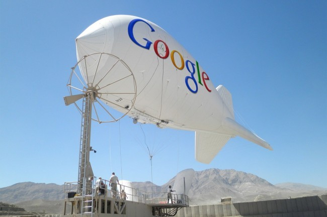 Google đã chính thức thực hiện Project Loon tại Puerto Rico