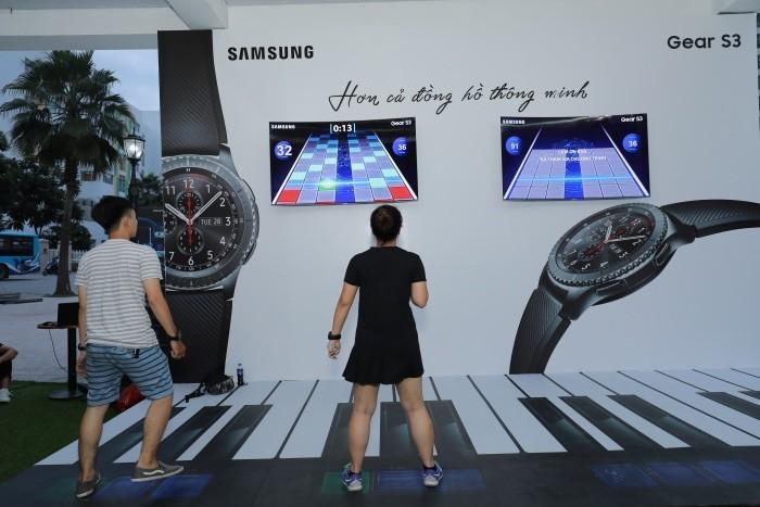 Hà Nội: Samsung tổ chức sự kiện công nghệ Note8 Studio