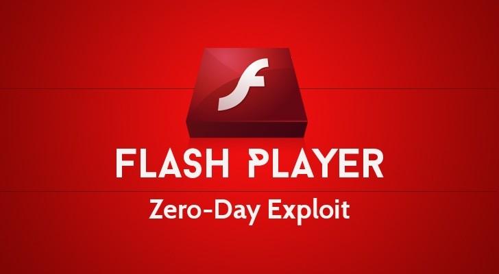 Hacker đang tận dụng lỗi Zero-day mới của Flash để phân phối spyware