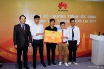 Huawei chọn 10 sinh viên cho chương trình Học bổng hạt giống viễn thông