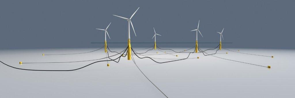 Trang trại điện sức gió nổi trên biển đầu tiên trên thế giới đi vào hoạt động