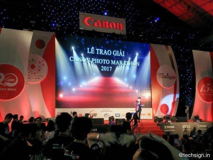 Kết quả cuộc thi sáng tác ảnh nhanh Canon PhotoMarathon tại TP.HCM