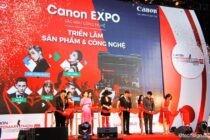Khai mạc Canon Expo 2017, triển lãm lớn nhất của Canon trong 15 năm có mặt tại Việt Nam