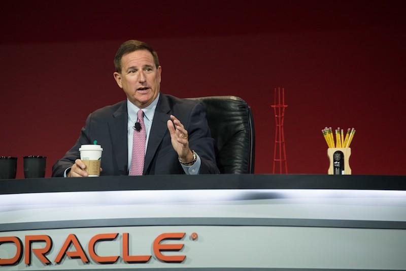 Mark Hurd: năm 2025 gần như tất cả doanh nghiệp sẽ chuyển lên đám mây
