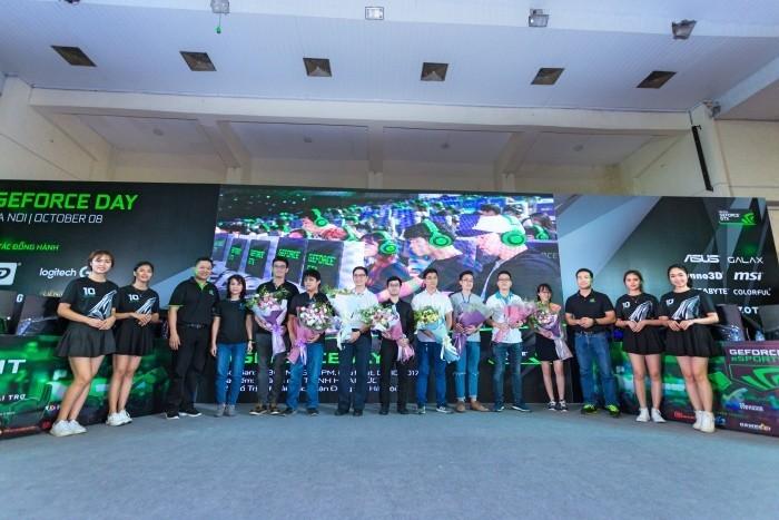 NVIDIA Geforce Day 2017 đến thủ đô Hà Nội