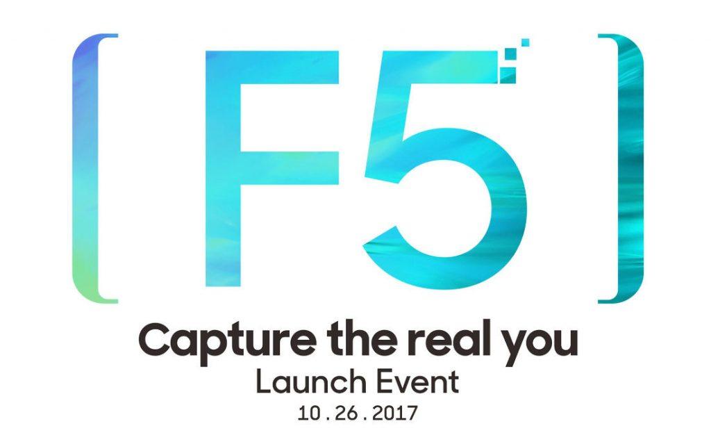OPPO F5 hé lộ: màn hình 18:9, camear kép selfie, 6GB RAM