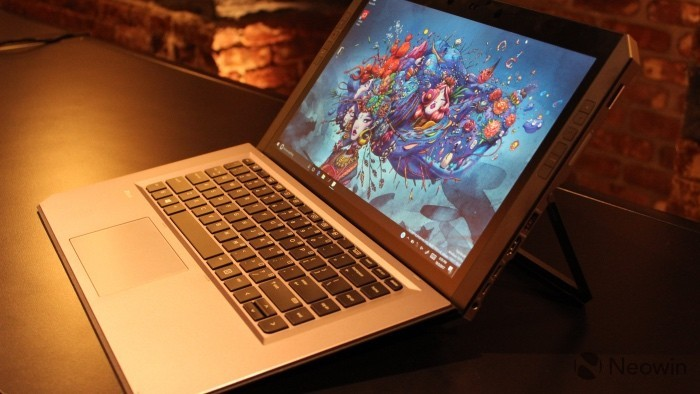 Ra mắt HP ZBook x2, máy trạm đầu tiên có thể tháo rời được