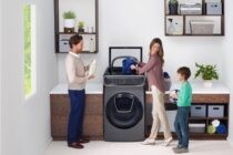 Samsung FlexWash, máy giặt lồng đôi ra mắt giá gần 60 triệu đồng