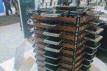 Samsung tận dụng sức mạnh của 40 máy Galaxy S5 để chế máy đào bitcoin