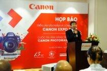 Sắp diễn ra Canon EXPO và Canon PhotoMarathon