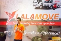 Ứng dụng giao hàng nhanh Lalamove ra mắt thị trường Việt