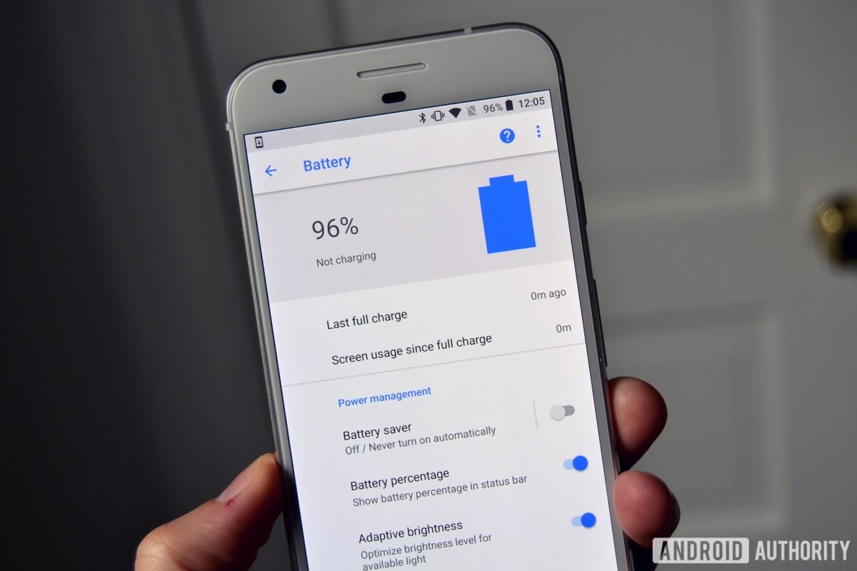 Ứng dụng pin của Google đã có mặt trên Google Play với tên Device Health Services