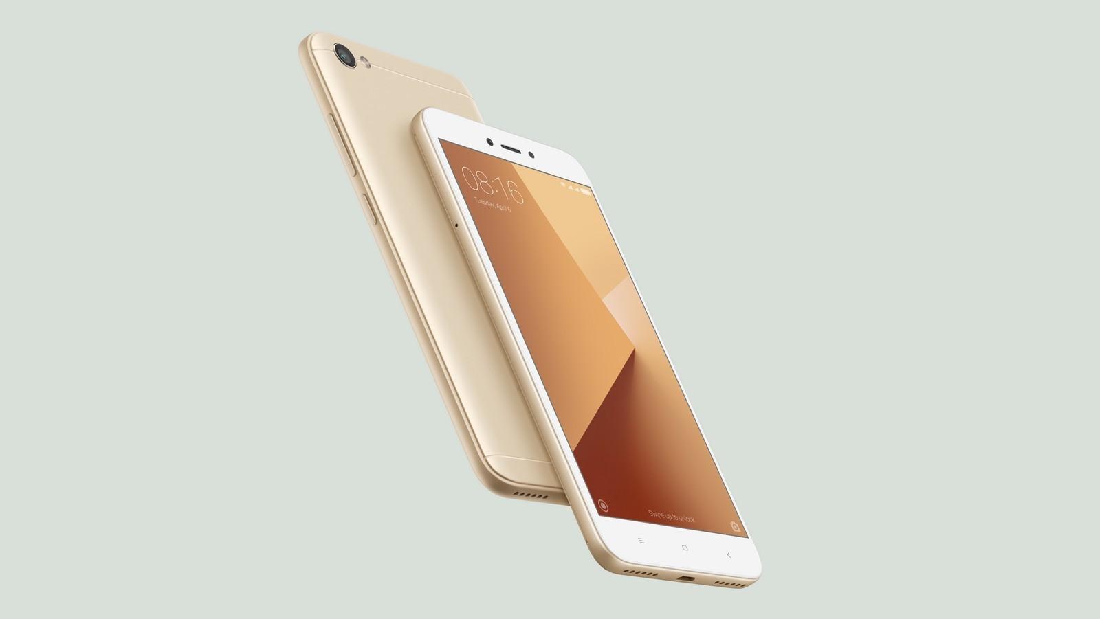 Xiaomi Redmi Note 5A lên kệ giá 3,3 triệu đồng