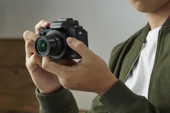 Canon PowerShot G1 X Mark III ra mắt giá 27 triệu, bán từ 15/12
